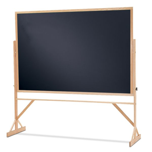 Quartet Double-Sided Easel Chalkboard
