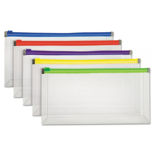 Pendaflex Poly Zip Envelopes