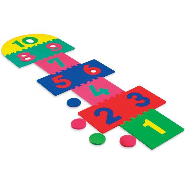 ChenilleKraft Wonderfoam Hop Scotch Jigsaw Puzzle