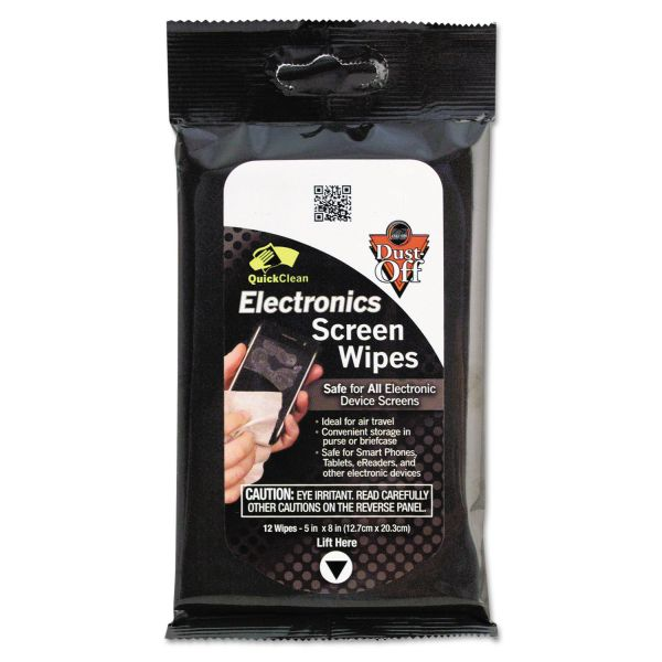 Falcon Electronics Screen Wipes