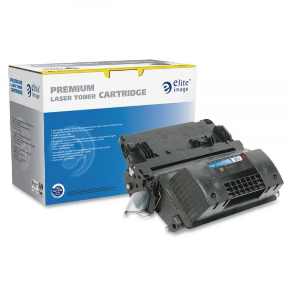 Elite Image Remanufactured HP CE390X MICR Toner Cartridge