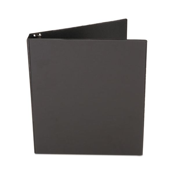 "Universal Suede Finish Vinyl 1/2"" 3-Ring Binder"