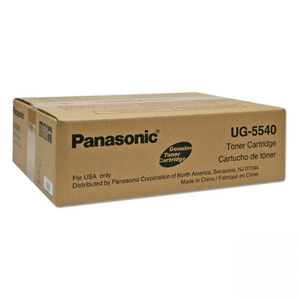 Panasonic UG-5540 Black Toner Cartridge