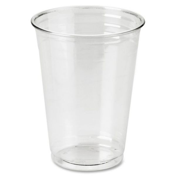 Dixie Crystal Clear 10 oz Plastic Cups