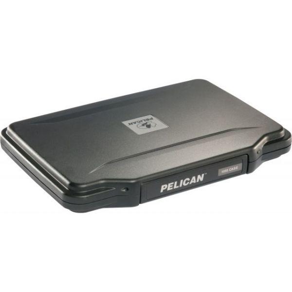 "Pelican HardBack 1055CC Carrying Case for 7.7"" Tablet, iPad mini 3, Digital Text Reader, iPad mini, Tablet PC - Black"