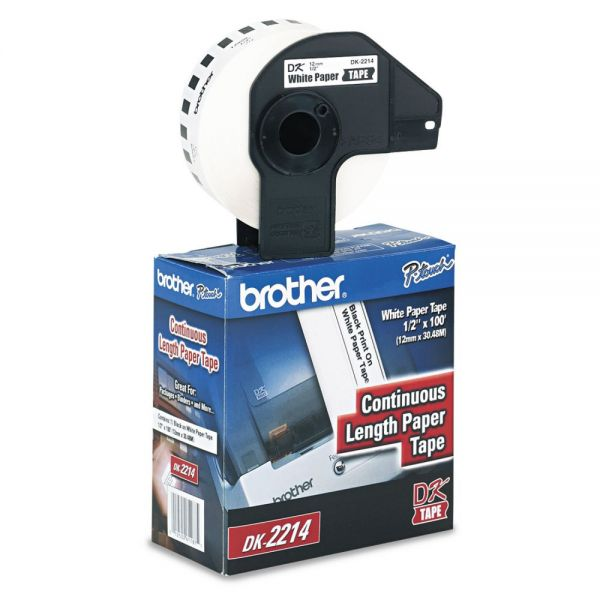 Brother DK Continuous Paper Label Tape