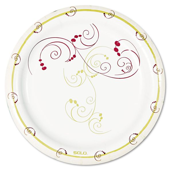 "Solo Heavyweight 6"" Paper Plates"