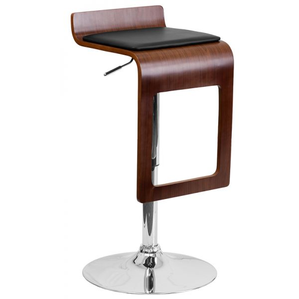 Flash Furniture Bentwood Barstool with Drop Frame