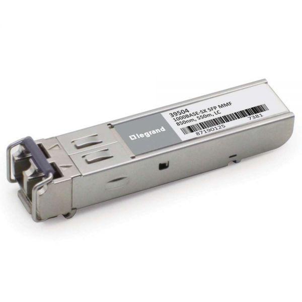 C2G HP 3CSFP91 Compatible 1000Base-SX MMF SFP (mini-GBIC) Transceiver Module