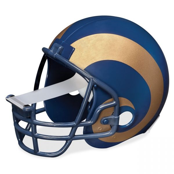 Scotch St. Louis Rams NFL Helmet Tape Dispenser
