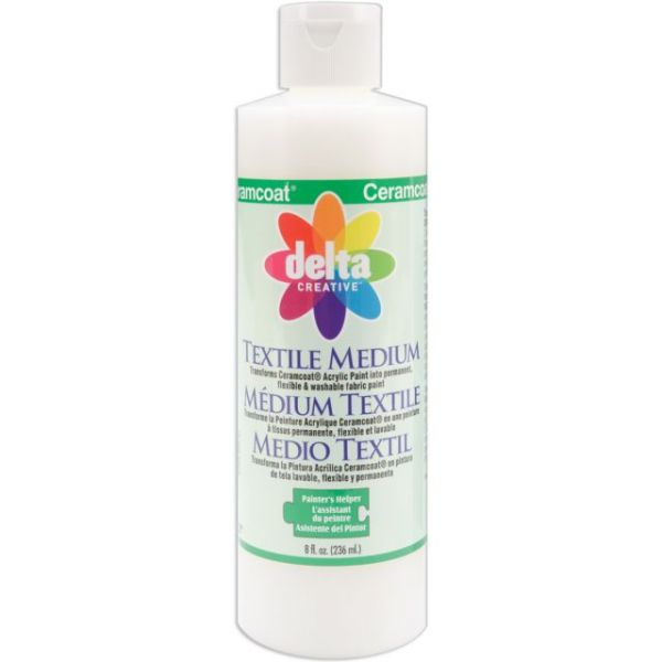 Ceramcoat Painters Helper Textile Medium