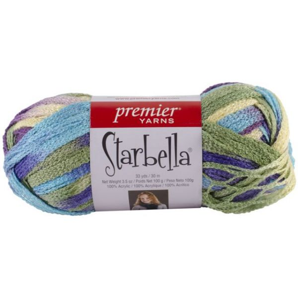 Premier Starbella Yarn - Wild Hydrangeas