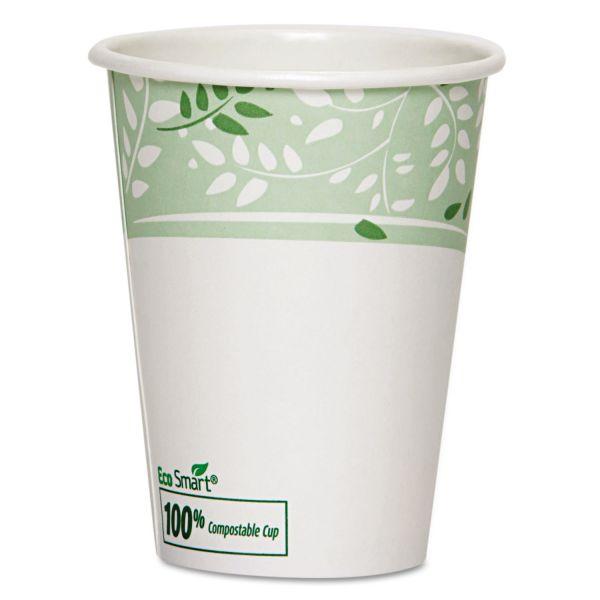Dixie EcoSmart 12 oz Paper Coffee Cups