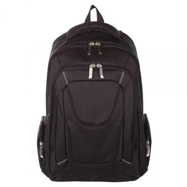 "Bugatti BKP100 Nylon Backpack / 15.6"" Computer Case"
