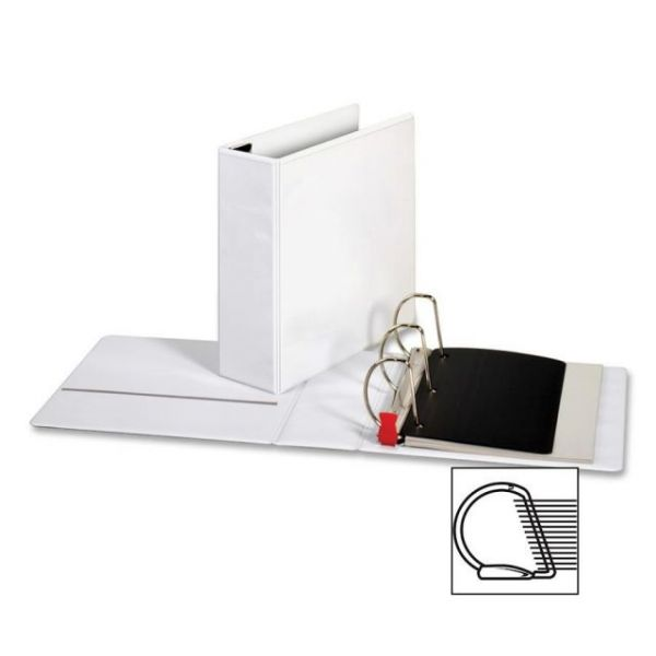"Sparco Locking 4"" 3-Ring Binder"