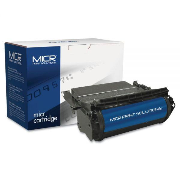 MICR Print Solutions Remanufactured Lexmark 1382625 Black Toner Cartridge