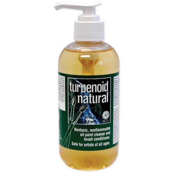 Natural Turpenoid W/Pump Dispenser