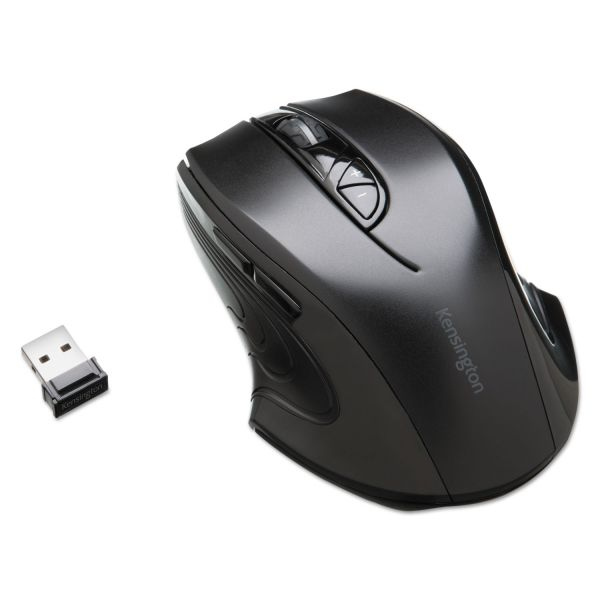 Kensington MP230L Performance Mouse, Left/Right, Black