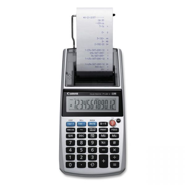 Canon P1DHV Printing Calculator