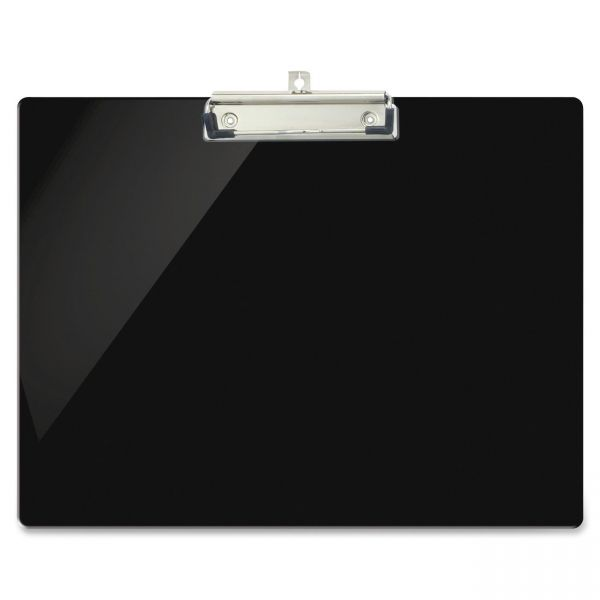 Officemate Recycled Plastic Landscape Clipboard