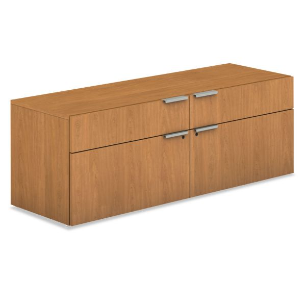 "HON Voi Low Credenza | 2 Box / 2 Lateral Drawers | 60""W"