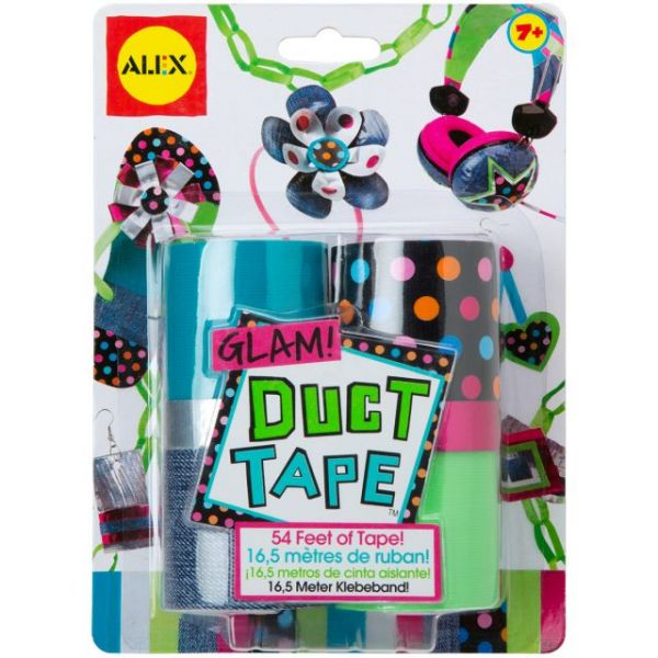ALEX Toys GLAM! Duct Tape Kit