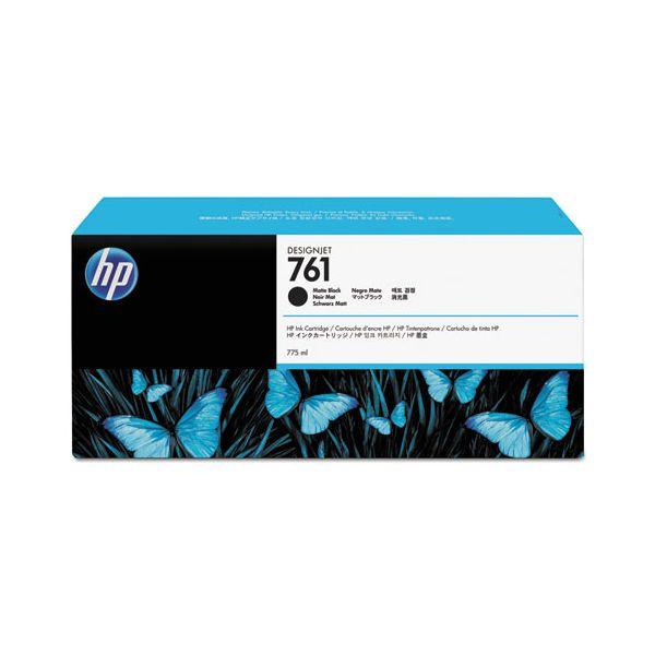 HP 761, (CM997A) Matte Black Original Ink Cartridge