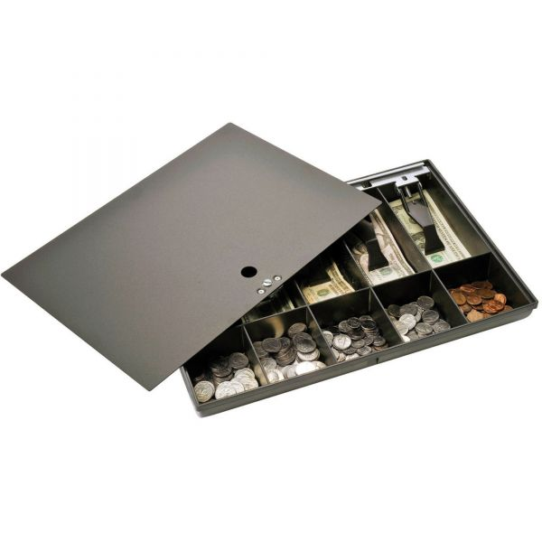 MMF Cash Drawer Tray with Locking Cover