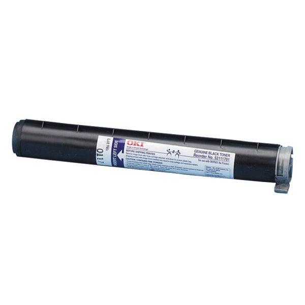 Oki 52111701 Black Toner Cartridge