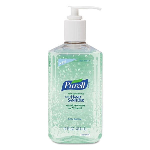 Purell Advanced Instant Hand Sanitizers