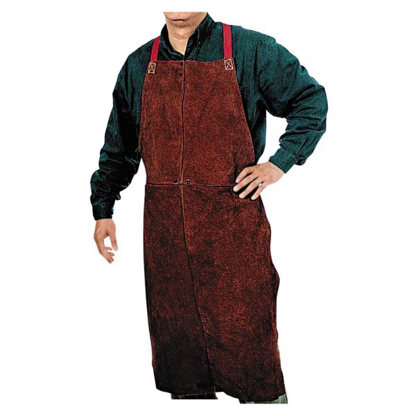 Anchor Brand 500 Leather Bib Apron
