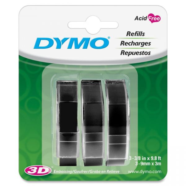 Dymo LT Embossing Label Tapes
