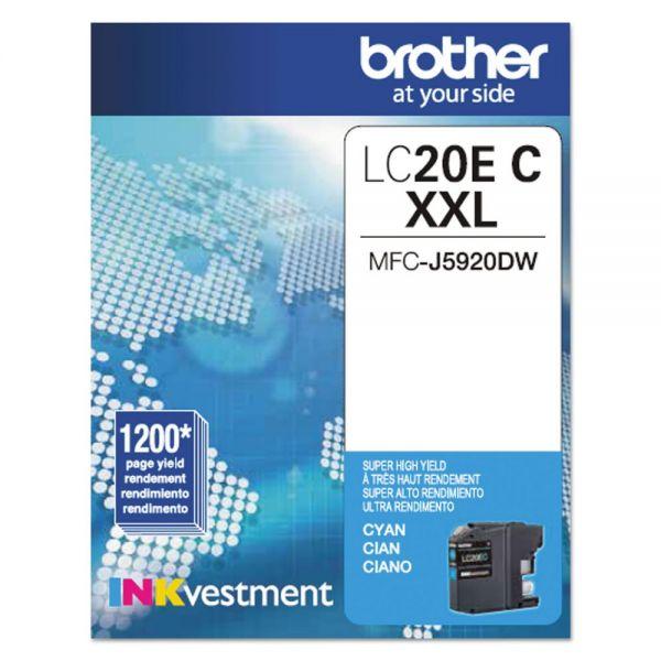 Brother LC20EC Innobella Super High-Yield Ink Cartridge (MFCJ5920DW)