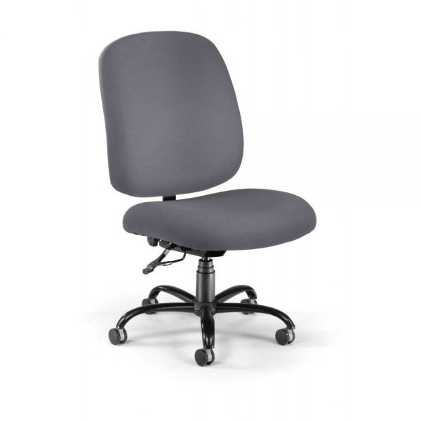OFM Big & Tall Armless Task Chair