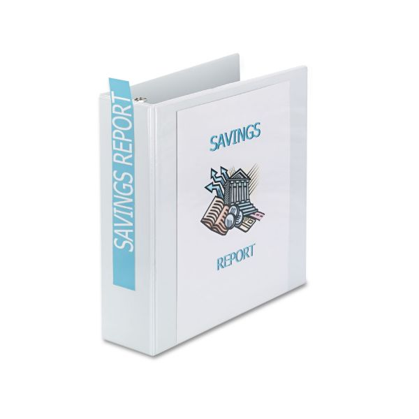 """Avery Showcase Reference 3"""" 3-Ring View Binder"""