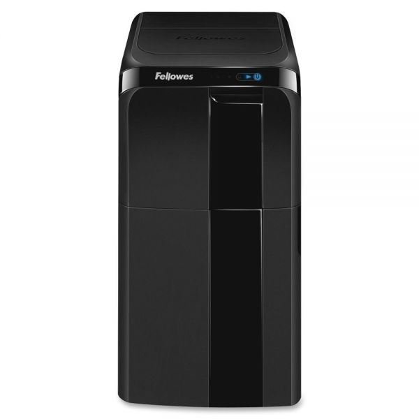 Fellowes AutoMax 300C Heavy-Duty Cross-Cut Shredder