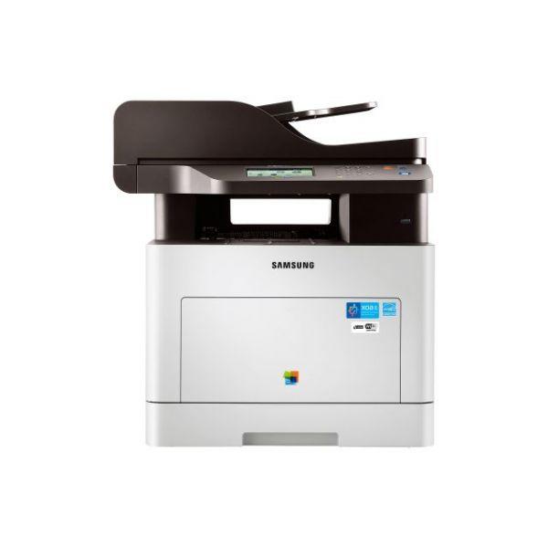 Samsung ProXpress SL-C2670FW Laser Multifunction Printer - Color - Plain Paper Print - Desktop