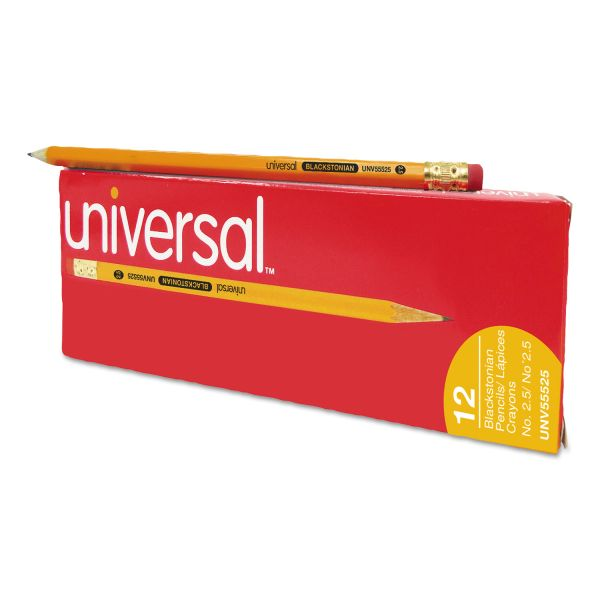 Universal One #2.5 Wood Pencils