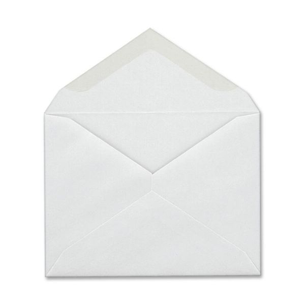 Columbian White Invitation Envelopes