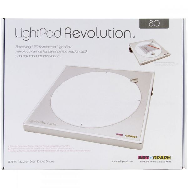 80 LightPad Revolution LED Light Box