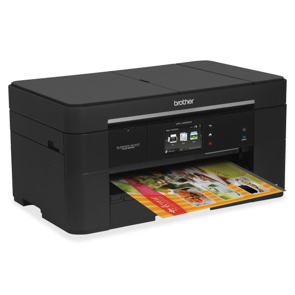 Brother Business Smart Plus MFC-J5520DW All-in-One Inkjet Printer, Copy/Fax/Print/Scan