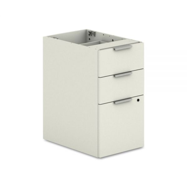 "HON Voi Support Pedestal | 2 Box / 1 File Drawer | 20""D"