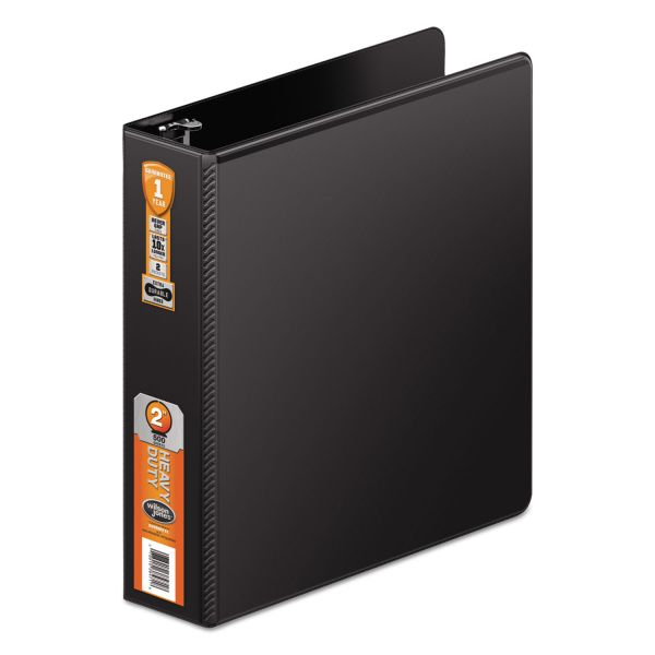 "Wilson Jones Heavy Duty 2"" 3-Ring Binder"