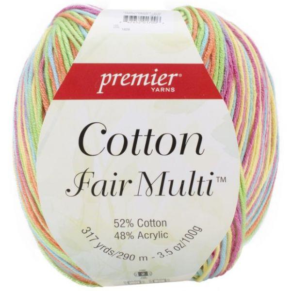 Premier Cotton Fair Yarn - Circus