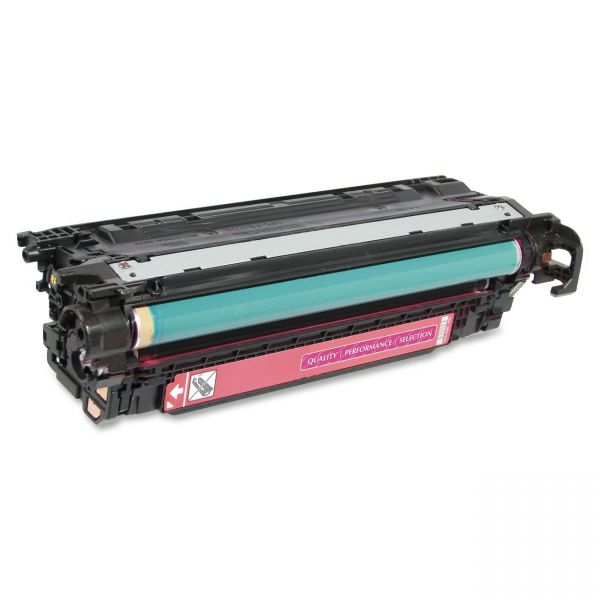 SKILCRAFT Remanufactured HP 504A Toner Cartridge