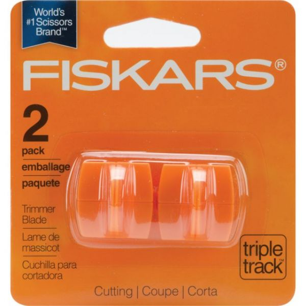 Fiskars Triple Track High-Profile Replacement Baldes 2/Pkg