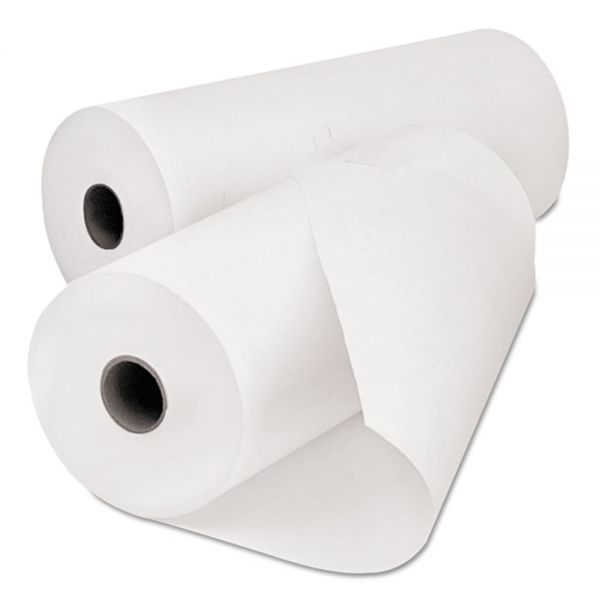 Universal Economy High-Sensitive Thermal Fax Paper, 8-1/2in x 164' Rolls 6/ctn