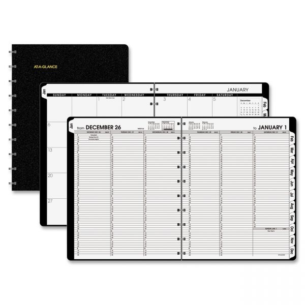 At-A-Glance Large Weekly/Monthly Planner