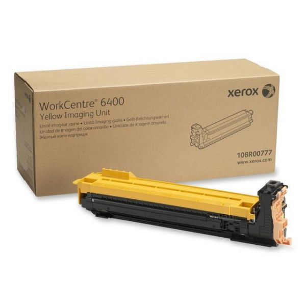 Xerox 108R00777 Drum Cartridge, Yellow