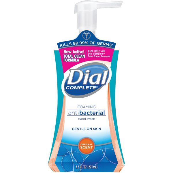 Dial Foaming Anti-Bacterial Hand Soap